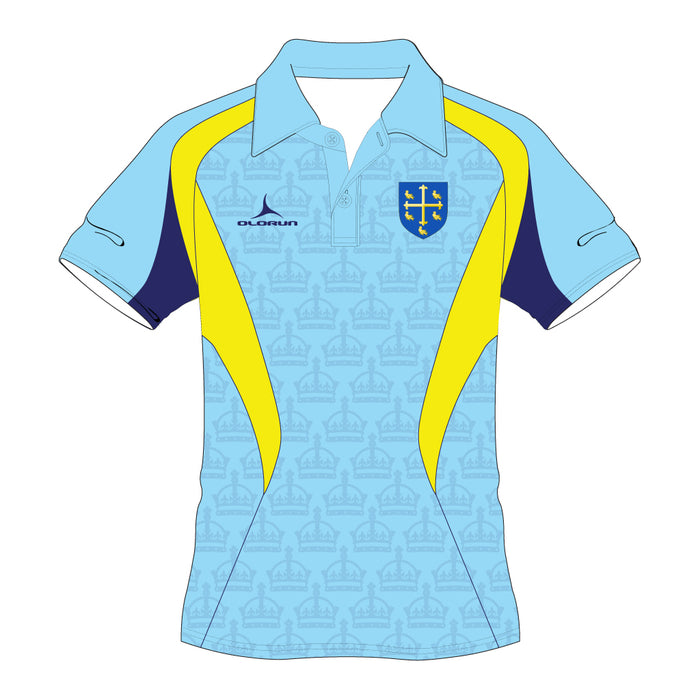 Kings Taunton (King Alfred House) Sublimated Polo Shirt