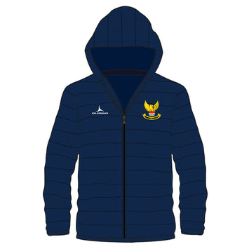 Treharris RFC Kid's Padded Jacket