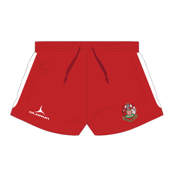 Pembroke RFC Kid's Tempo Rugby Shorts