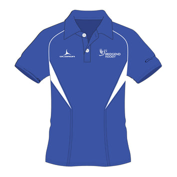 Bridgend Hockey Kid's Flux Polo Shirt