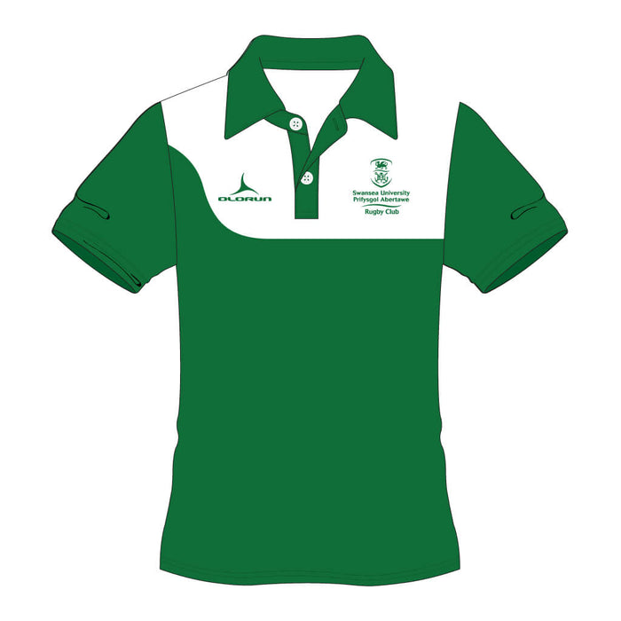 Swansea University Sublimated Polo Shirt