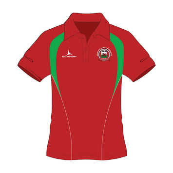 Wales Tug of War Association Pulse Polo Shirt