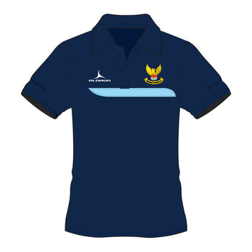Treharris RFC Kid's Tempo Polo Shirt