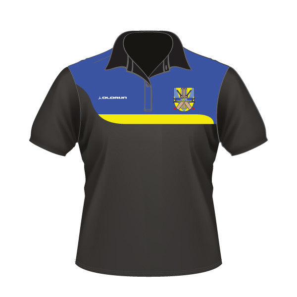 Laugharne Athletic CC Adult's Tempo Polo Shirt