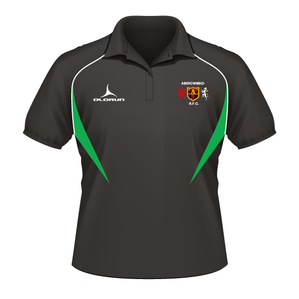 Abercwmboi RFC Adult's Flux Polo Shirt