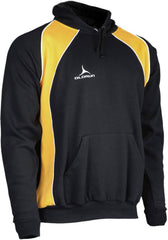 Olorun Precept Panelled Hoodie Black/Amber/White