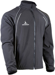 Olorun Precept Soft Shell Jacket Black/White/Silver