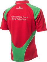 Official Royal Welsh Olorun Short Sleeve Rugby Shirt