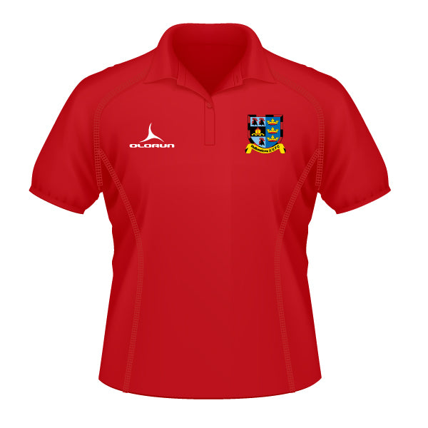 Hullensians RUFC Tech Polo Shirt