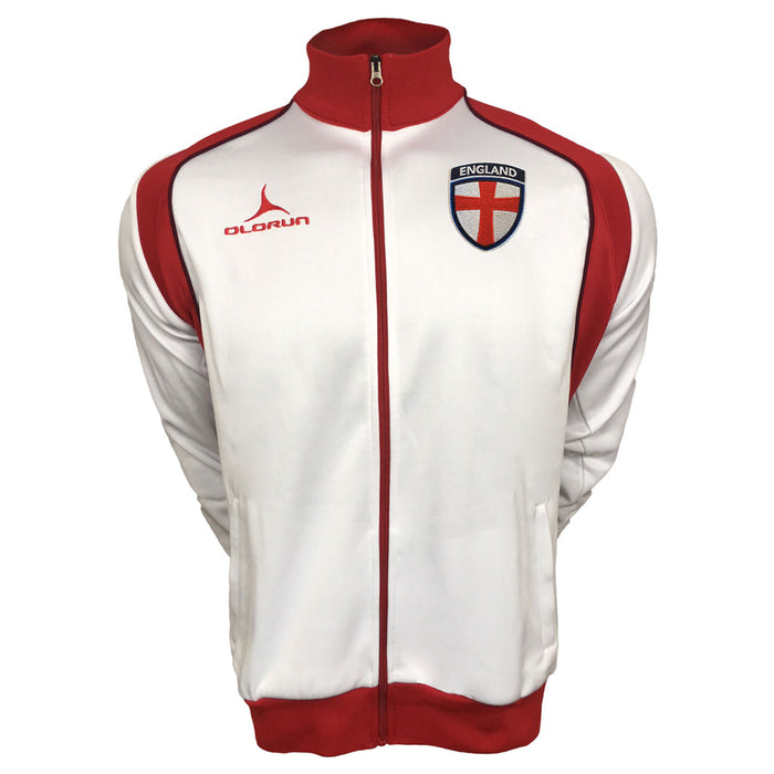 Olorun England Retro Football Jacket