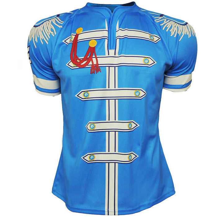 Olorun 'Sgt. Pepper' Novelty Rugby Shirt