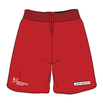 Bridgend Hockey Kid's Pro Kit Shorts - Away