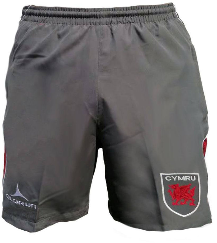 Olorun Retro Wales Rugby Shorts (Fast Delivery)
