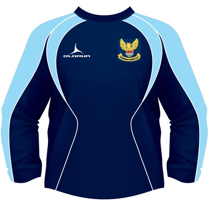 Treharris RFC Kid's Iconic Smock Training Top