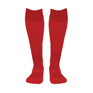 Wales Tug of War Association Euro Socks