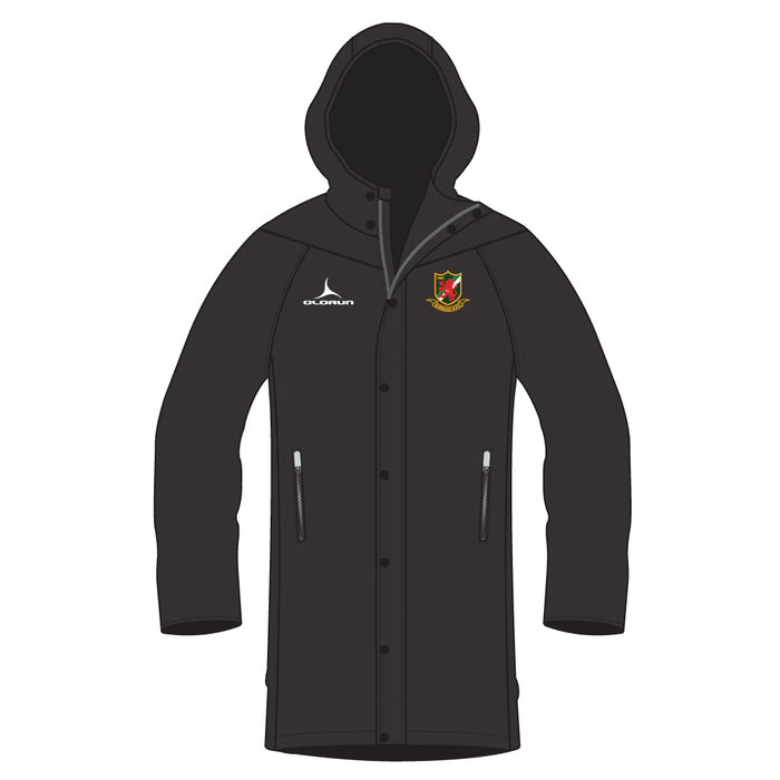Burbage RFC Adults Contoured Bench Coat
