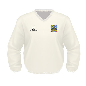 Laugharne Athletic CC Adult's Long Sleeve Cricket Jumper