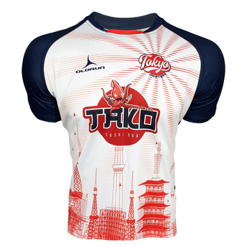 Olorun Tokyo Drifters 2019 Sublimated Rugby Shirt (Fast Delivery)