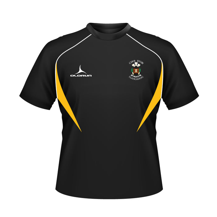 Llangadog RFC Kid's Flux T-Shirt