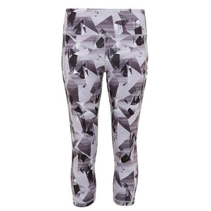 Olorun Activ Sketch 3/4 Leggings - Charcoal