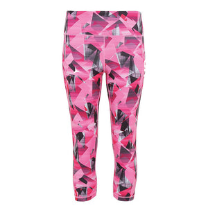 Olorun Activ Sketch 3/4 Leggings - Pink