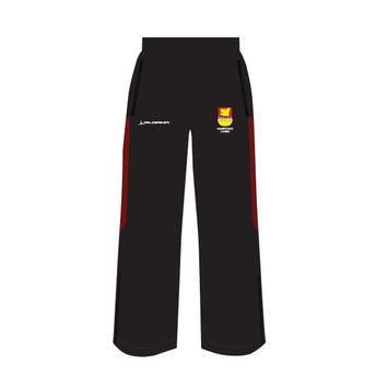 Hampstead RFC Women's Tempo Training Pant - Black/Burgundy