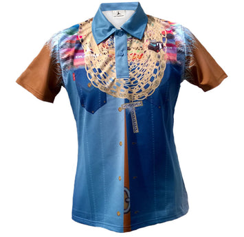 Olorun T-Team Sublimated Polo Shirt