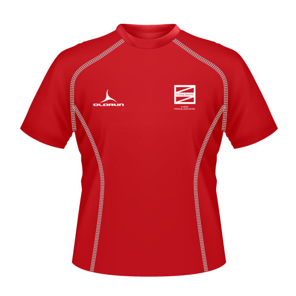 Coleg Gwent A Level PE - Pro Tech T-Shirt