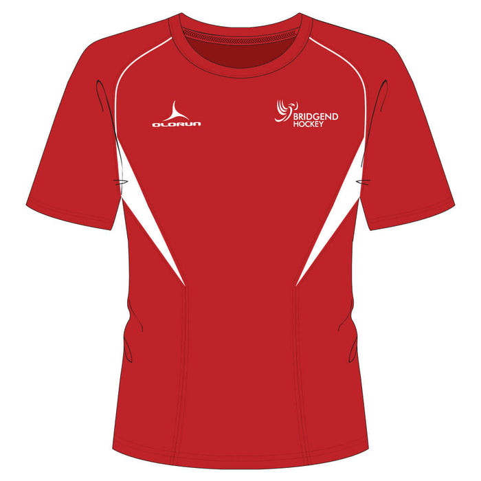 Bridgend Hockey Flux T-Shirt - Away