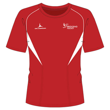 Bridgend Hockey Kid's Flux T-Shirt - Away