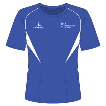 Bridgend Hockey Flux T-Shirt - Home