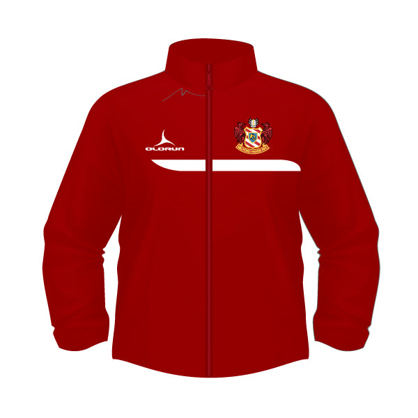 Milford Haven RFC Adult's Tempo Full Zip Training Jacket