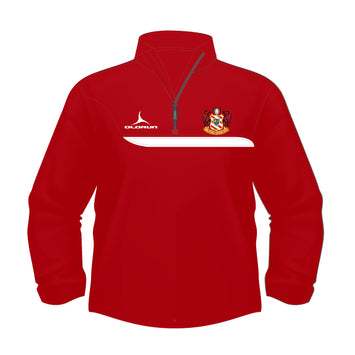 Milford Haven RFC Adult's Tempo 1/4 Zip Midlayer