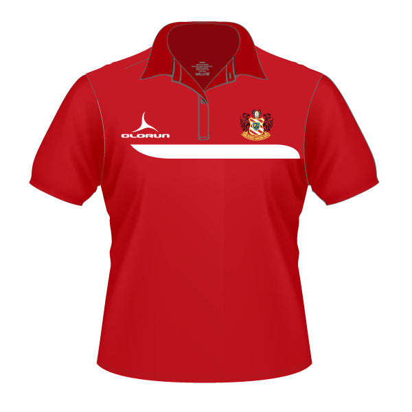 Milford Haven RFC Adult's Tempo Polo Shirt