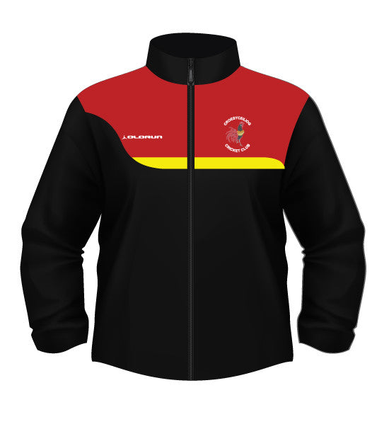 Croesyceiliog CC Adult's Tempo Tracksuit Top