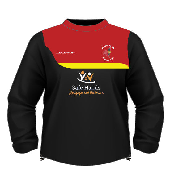 Croesyceiliog CC Kid's Tempo Training Top