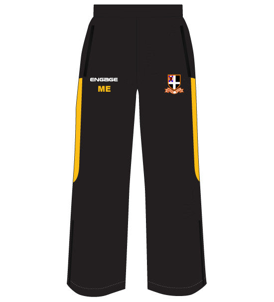 Moore RUFC Engage Tempo Kid's Tracksuit Bottoms