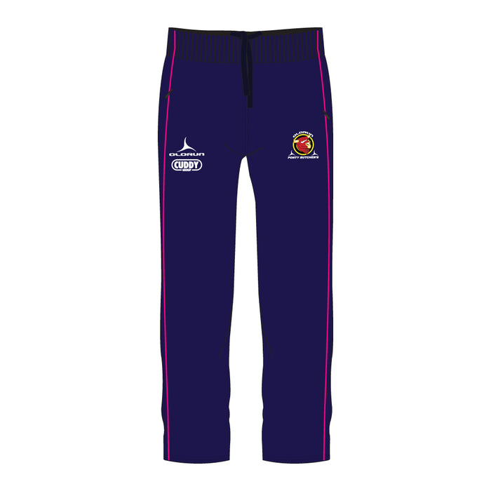 Ponty Butchers Velocity Tracksuit Bottoms