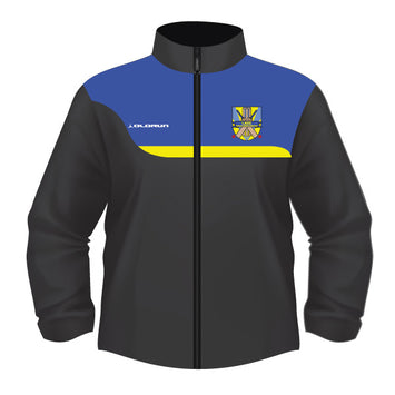 Laugharne Athletic CC Kid's Tempo Tracksuit Top