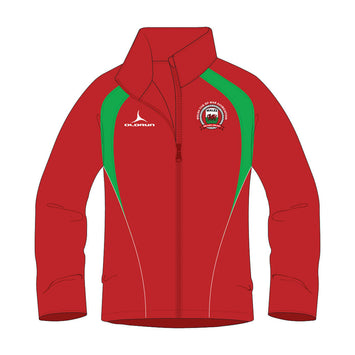Wales Tug of War Association Pulse Full Zip Jacket