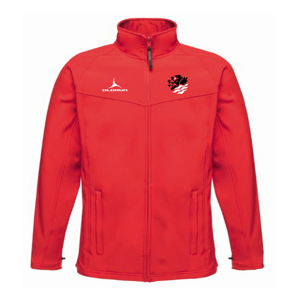 Welsh Coastal Sculling Softshell Jacket