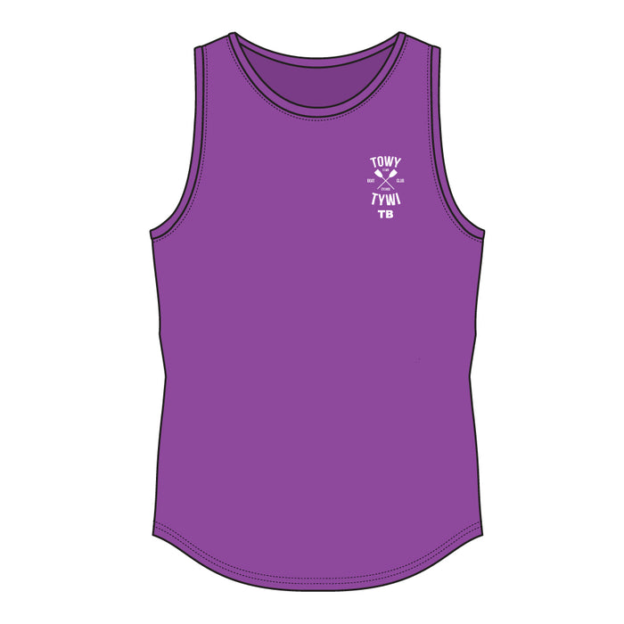 Towy Boat Club Mens Vest