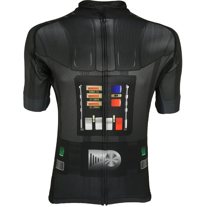 Olorun Master Vader Full Zip Short Sleeve Cycling Jersey (Fast Delivery)