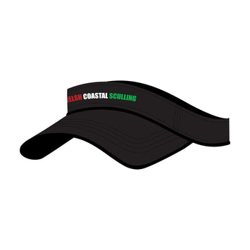 Welsh Coastal Sculling Twill Visor