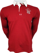 New Olorun Authentic Wales Rugby Shirt