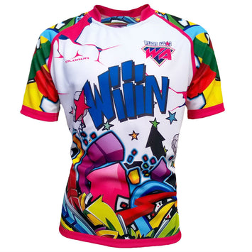 Olorun Whacky Allstars Rugby Shirt