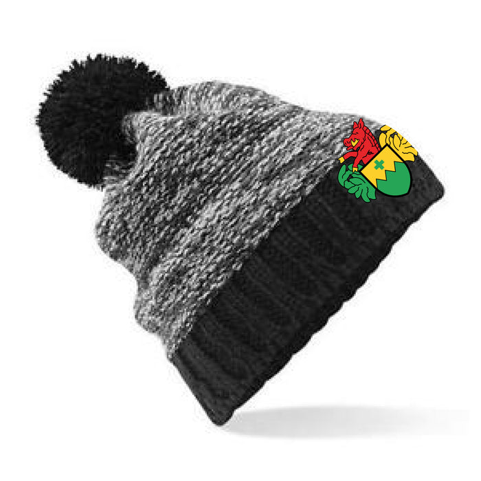 Ammanford Juniors AFC Bobble Hat