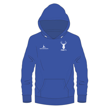 Stags 7's Hoodie - Royal Blue