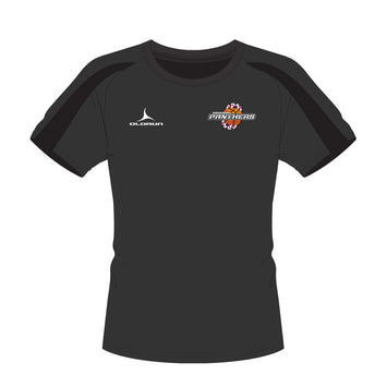Pontypridd Panthers Adult's Sports T-Shirt