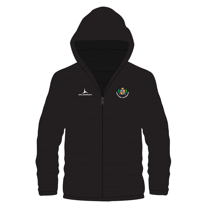 Llandovery RFC Kid's Padded Jacket